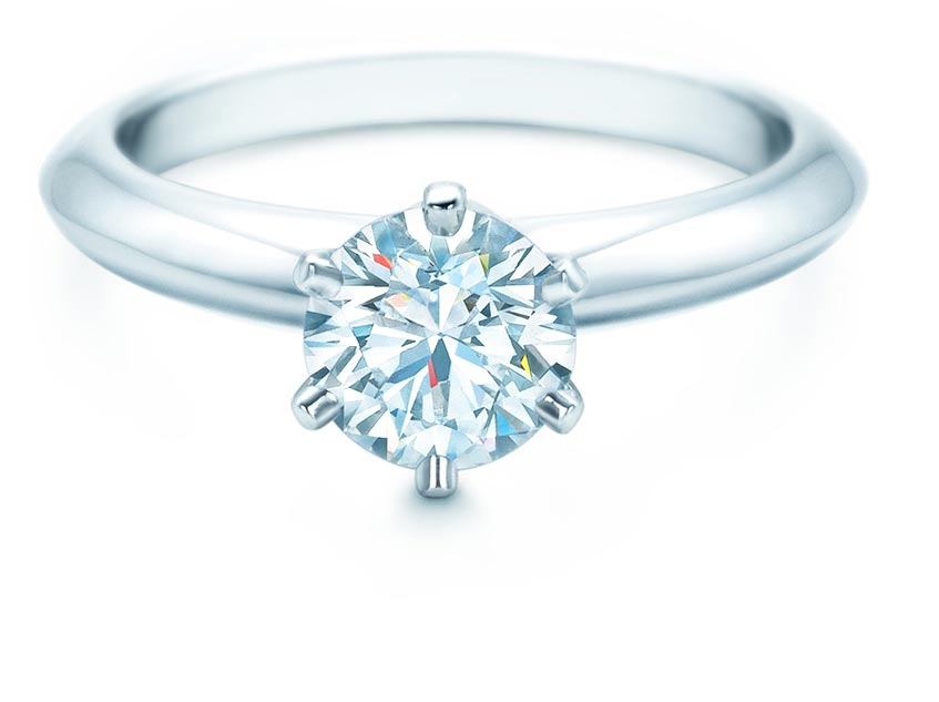 1.00 Carat Diamond Ring